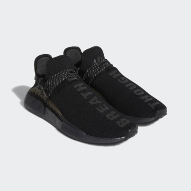 Scarpe Pharrell Williams HU NMD Nero Originals