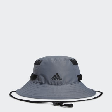 Men's Training Grey Victory Bucket Hat