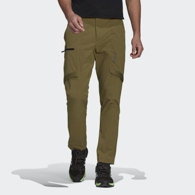 Men TERREX Green Terrex Zupahike Hiking Pants