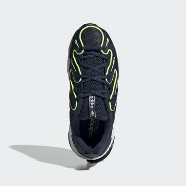 Youth Originals Blue EQT Gazelle Shoes