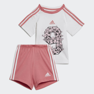 I LIL 3S SP SET Branco Kids Training