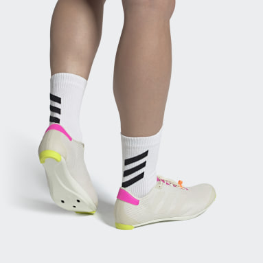 Scarpe The Road Cycling Bianco Ciclismo
