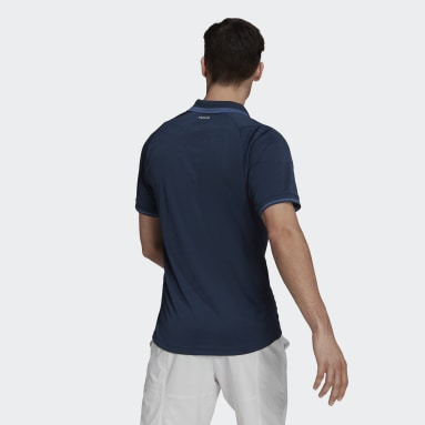 Polo Tennis Freelift Bleu Hommes Tennis