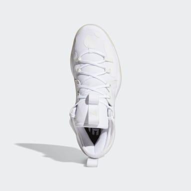 Basketball Harden Stepback 2 Basketballschuh Weiß