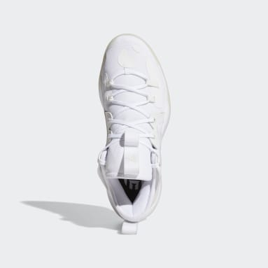 Basketball White Harden Stepback 2 Shoes