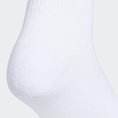 Women's Originals White Roller Crew Socks