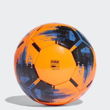 Football Orange Team Match Winter Football