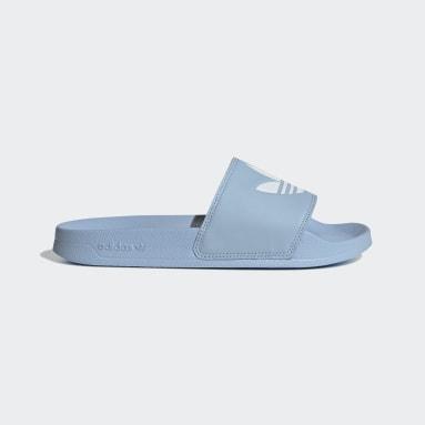 Women's Originals Blue Adilette Lite Slides