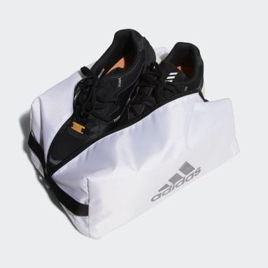 Men Golf White Shoe Bag