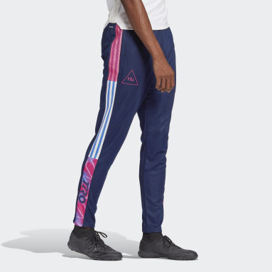 Men's Training Blue Human Race Tiro Pants