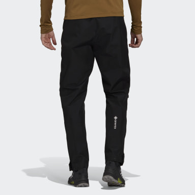 Men TERREX Black Terrex GORE-TEX Paclite Rain Pants
