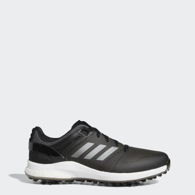 Sapatos de Golfe Wide EQT Preto Golfe