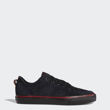 Men's Originals Black Nizza RF Shoes