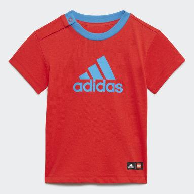 Infant & Toddler Training Red adidas x Classic LEGO® Summer Set