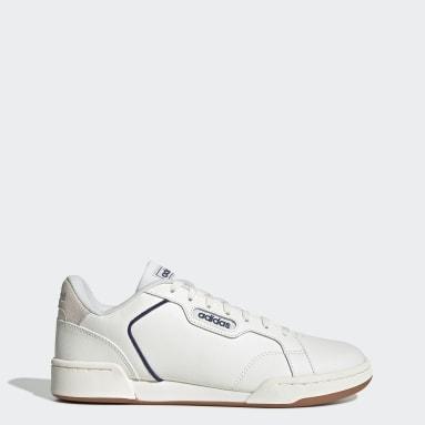 Zapatillas Roguera Blanco Hombre Essentials
