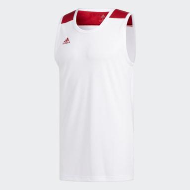 Mænd Basketball Hvid Creator 365 trøje