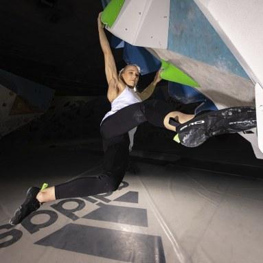 Five Ten černá Boty Five Ten Hiangle Pro Competition Climbing