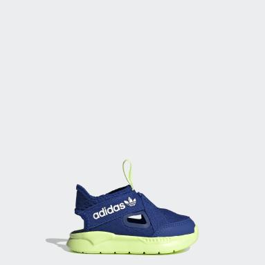 Kinderen Originals blauw 360 Sandalen