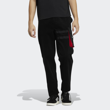 Men Originals Black CNY Woven Pants