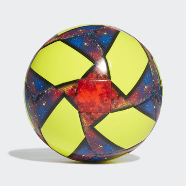 Soccer Yellow MLS Capitano Ball