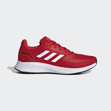 Kids Running Red Runfalcon 2.0 Shoes
