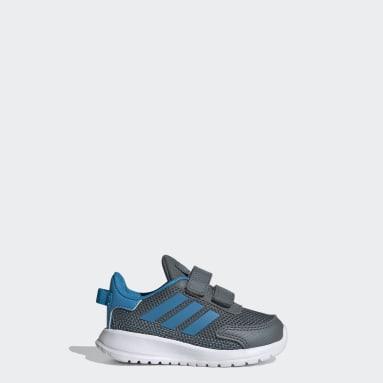 Chaussure TENSAUR RUN I Bleu Enfants Running