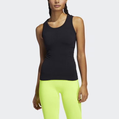 Women's Yoga Black Training Formotion Tank Top