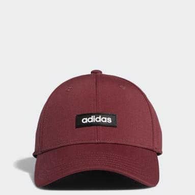 Men Training Red Pre-Season Stretch-Fit Hat
