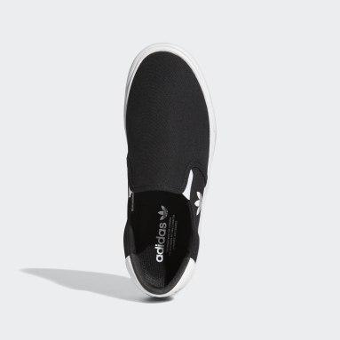 Chaussure Court Rallye Slip noir Originals
