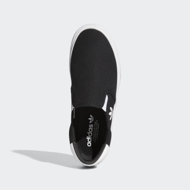 Originals Black Court Rallye Slip Shoes