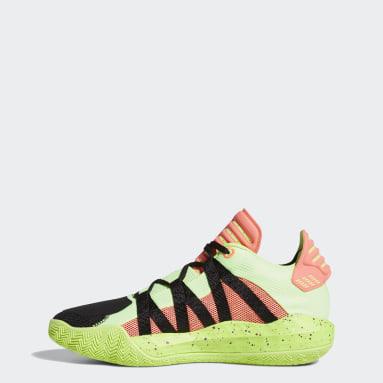 Chaussure Dame 6 vert Hommes Basketball