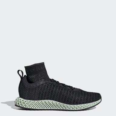 Women adidas by Stella McCartney Black AlphaEDGE 4D Shoes
