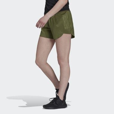 Short Made To Be Remade Running Vert Femmes Running