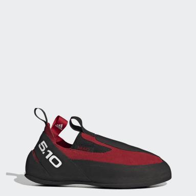 Men's Five Ten Red Five Ten NIAD Moccasym Climbing Shoes