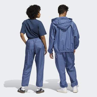 Pantalón Primeblue Workshop (Género neutro) Azul Originals