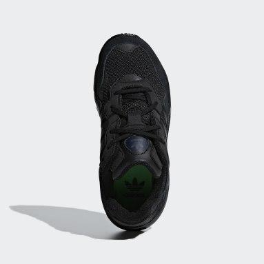Çocuklar Originals Siyah Yung-96 Ayakkabı