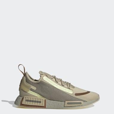 Sapatos NMD_R1 Spectoo Bege Originals