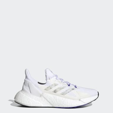 Tênis X9000L4 Primeblue Branco Mulher Running