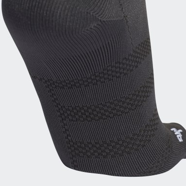 Running Black Alphaskin Ultralight Ankle Socks