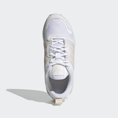 Kids Originals White ZX 700 HD Shoes