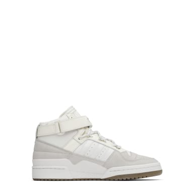 Chaussure Forum Mid Beige Originals