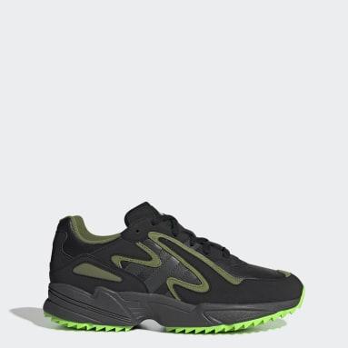 Originals Black Yung-96 Chasm Trail Shoes