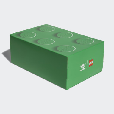 Chaussure adidas ZX 8000 x LEGO® vert Adolescents Originals