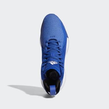 синий Баскетбольные кроссовки D Rose 773 2020