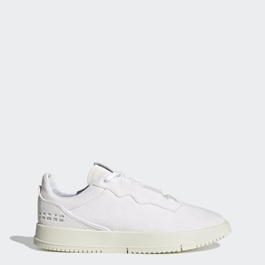 Zapatilla Supercourt Premium Blanco Originals