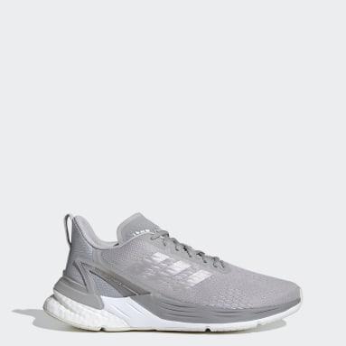 Women's Running Grey Response Super Shoes