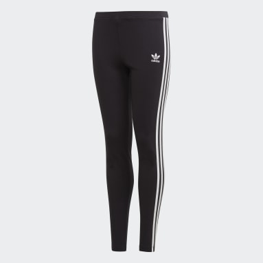 Legging noir Adolescents Originals