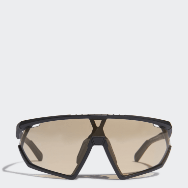 Padeltennis Svart Sport Sunglasses SP0001