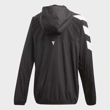 Kluci Sportswear černá Větrovka XFG Must Haves