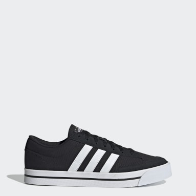 Skateboarden Zwart Retrovulc Schoenen